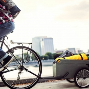 Fahrradanhänger von Uwe Jaekel