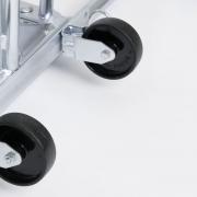 Werbefahrradständer Modell CW 5000 - Detailaufnahme