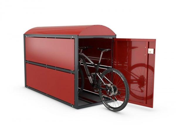 Fahrradgarage BikeBox 2