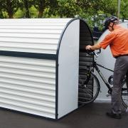 """Fahrradgarage """"Bikebox 3 DUO"""""""