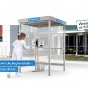 Jena - Hygienestation