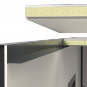 SmartUnit Detailansicht - Dachprofil