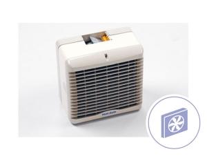 Wand-Ventilator für das Raumsystem SmartUnit